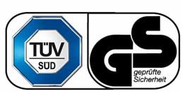 Veito TUV сертификат